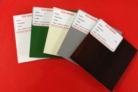 Nhựa tấm PVC – Polyvilyl Clorua