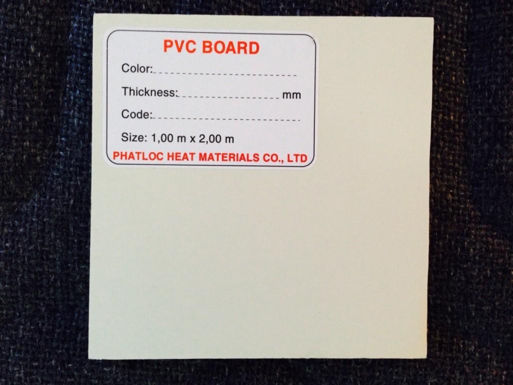 Tấm nhựa PVC Phát Lộc sản xuất và phân phối giá rẻ