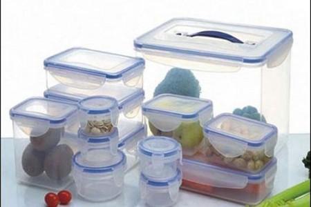 Loại hộp nhựa nào sử dụng được nhiều lần?