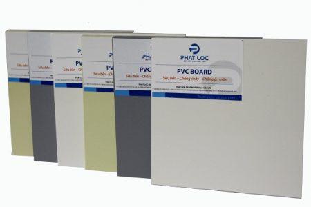 Tìm hiểu ưu điểm của tấm nhựa PVC trong công nghiệp