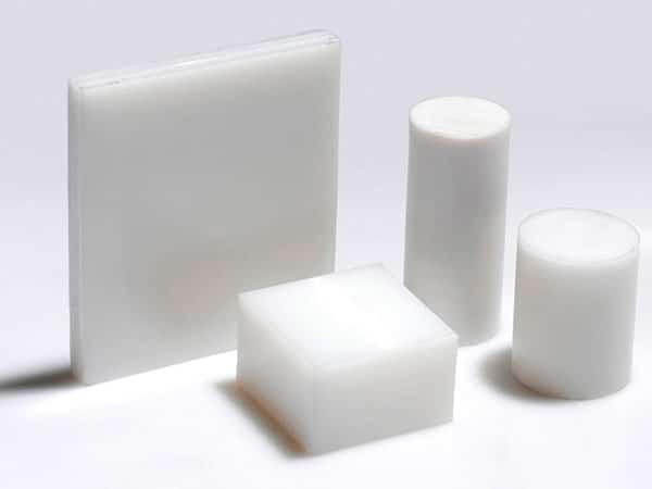 Tấm nhựa PE trắng