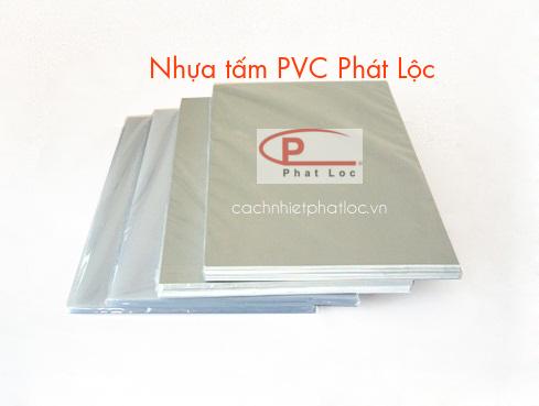 Nhựa tấm PVC Phát Lộc