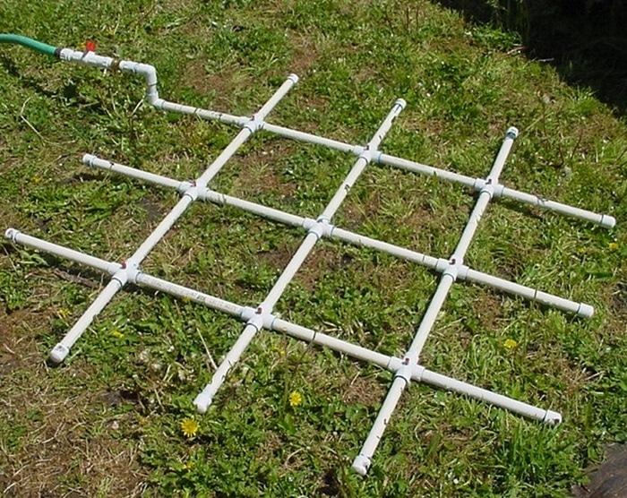 """10 cách sử dụng ống nhựa PVC để làm vườn """"chuẩn không cần chỉnh"""""""