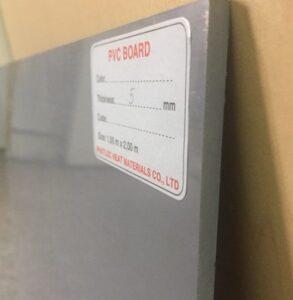 Địa chỉ sản xuất tấm nhựa PVC 5mm chất lượng cao